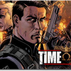 Palmiotti & Gray To Ignite Time Bomb