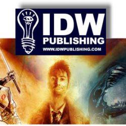 IDW Comics For Blackberry