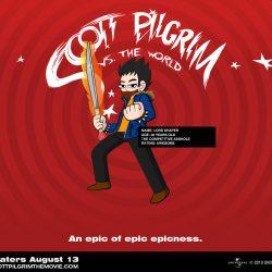 Scott Pilgrim Avatar Creator