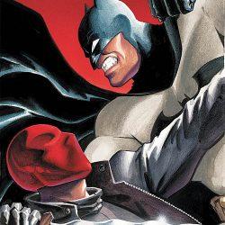First Batman: Under The Red Hood Clip