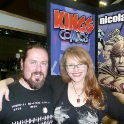 Nicola Scott joins J.T. Krul on Teen Titans