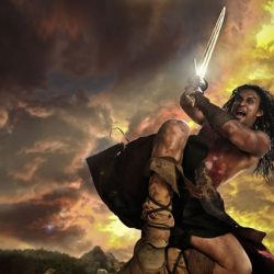 Motion Poster for Conan the Barbarian Released