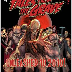 Bela Lugosi's Tales from the Grave John Cassaday Cover