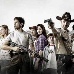 The Walking Dead First Official Cast Photo
