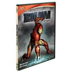 Iron Man Extremis DVD Coming in November