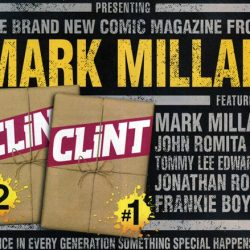 Mark Millar's CLiNT Magazine Trailer