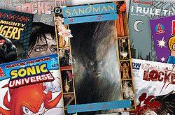 PSP Digital Comics Store Update 17-9-2010