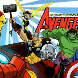 Avengers Animated Arrives October 20th