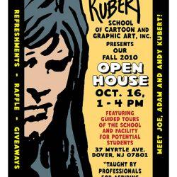 The Joe Kubert School Open House