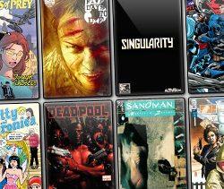 Playstation Digital Comics Store Update 29/10/10