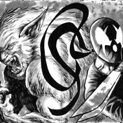 Countdown to Halloween: Grendel and Argent
