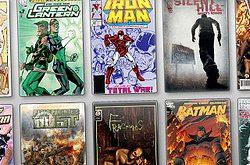 Playstation Digital Comics Store Update 8/10/10