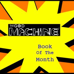 Cammy's Comic Corner – Book Of The Month – The God Machine Vol. 1