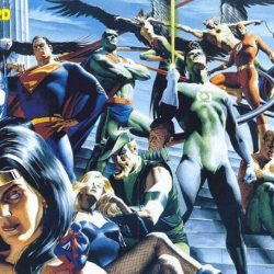 Geoff Johns Talks DC Movies at NYCC