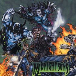 Countdown to Halloween: Midnight Sons