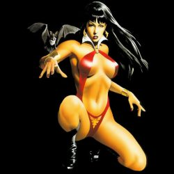 Countdown to Halloween: Vampirella