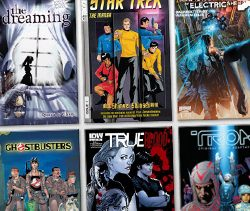 Playstation Digital Comics Store Update 23/12/2010