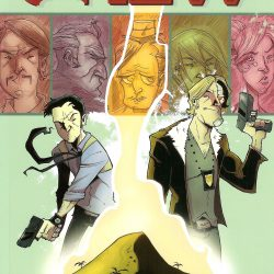 Amber's Review: Chew volume 2