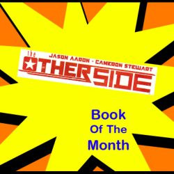 Cammy's Comic Corner – Book Of The Month – The Other Side
