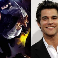 Johnny Whitworth talks about Playing Blackout in Ghost Rider 2
