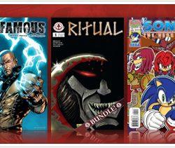 Playstation Portable Digital Comics Store Update 12/3/2011