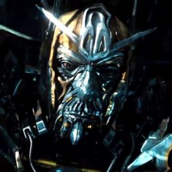 Leonard Nimoy is the Voice of Sentinel Prime
