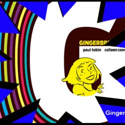 Cammy's Comic Corner – Gingerbread Girl (Top Shelf)