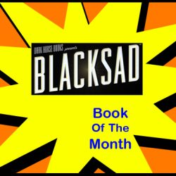 Cammy's Comic Corner – Book Of The Month – Blacksad