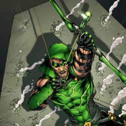 The CW's Green Arrow Pilot Gains Its John Diggle