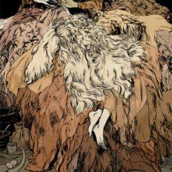 Jillian Tamaki's Irish Myths and Legends: Folio Society