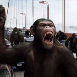 Rise Of The Planet Of The Apes review from The Devil's Advocates Movie Reviews.