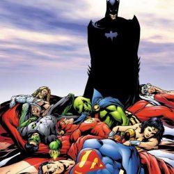 Justice League: Doom Gets the Voice Cast Announced