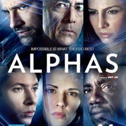 Syfy Renews Alphas for Second Season