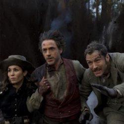 New Sherlock Holmes: A Game of Shadows Trailer
