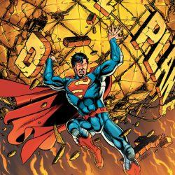 George Perez Leaves Superman