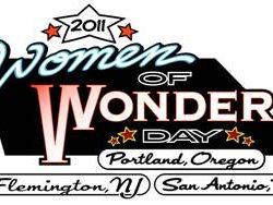 Women of Wonder Day 2011