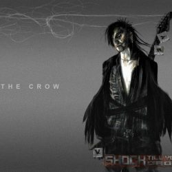 Concept Art From The Crow Reboot