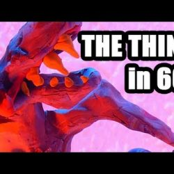 THE THING in 60 seconds with Pingu