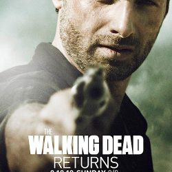 Walking Dead News Roundup: New Poster, Season 3 Expansion