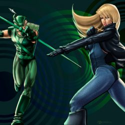 Katie Cassidy Cast to Play Black Canary in Green Arrow Show