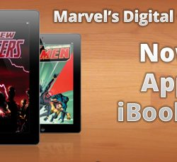 Marvel Digital Graphic Novels Now Available on Apple's iBookstore