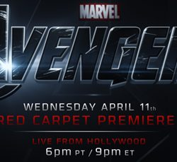 Watch the Live World Premiere of Marvel's The Avengers