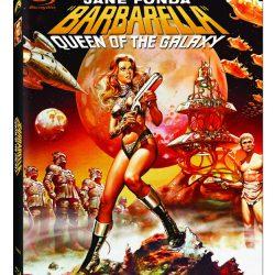 Barbarella Comes to Blu-ray