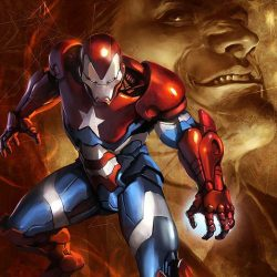 Iron Man 3 Confirmed to Include Iron Patriot