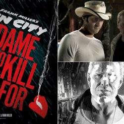 Release Date Set for Frank Miller's Sin City: A Dame to Kill For