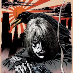 New Incarnation of The Crow from IDW