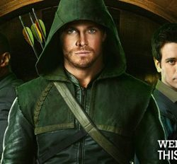 First Teaser for The CW's Arrow