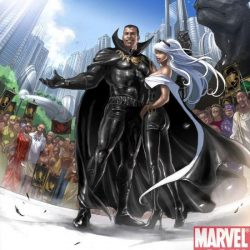 Marvel Annulled The Marriage of Storm and the Black Panther