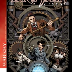 The Dresden Files War Cry