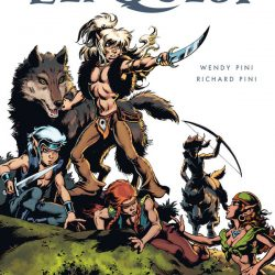 Elfquest Gets Gallery Edition